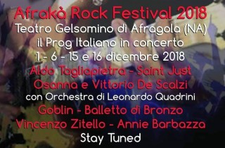 Afraka Rock Festival 2018