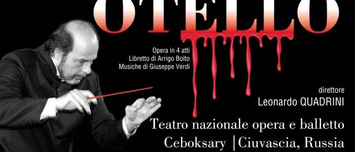 otello - Leonardo Quadrini