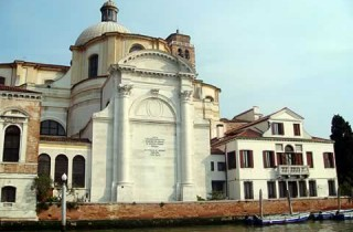 Chiesa di S. Lucia a venezia